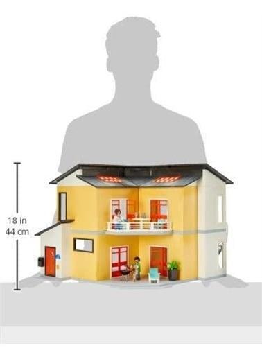 Playmobil Şlaymobil 9266 The Modern House Renkli